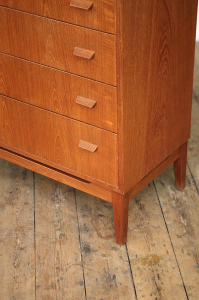 ON SALE // Attractive Danish Chest of Drawers