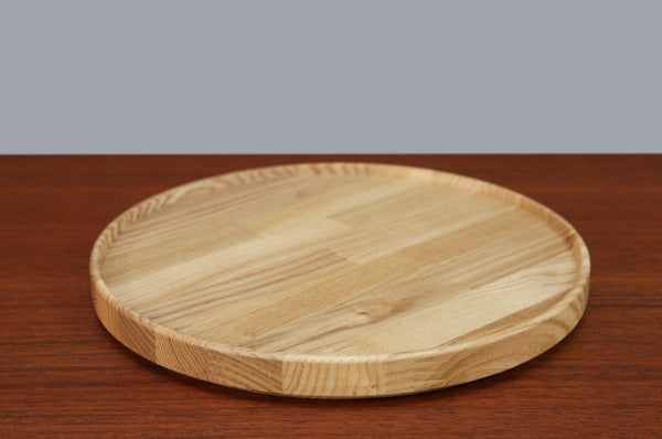 Hasami Porcelain Round Wooden Tray - Forest London
