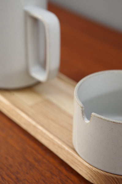ON SALE // Hasami Porcelain Sugar Pot