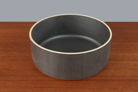 Hasami Porcelain Deep Black Bowl