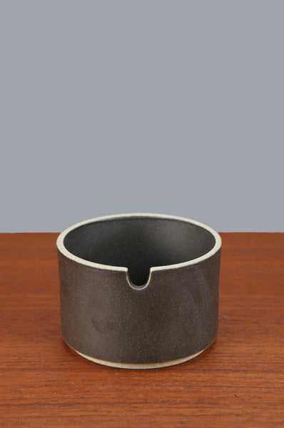 Hasami Porcelain Black Sugar Pot
