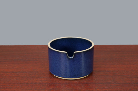 Hasami Porcelain Blue Sugar Pot
