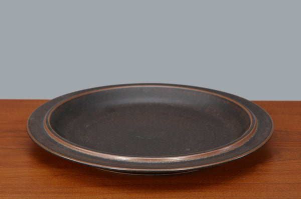 Mid-Century Platter by Arabia Finland