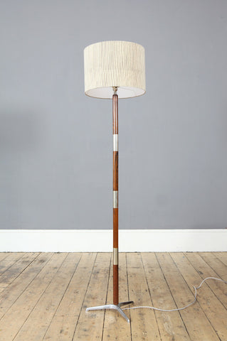 Rosewood Floor Lamp - Forest London