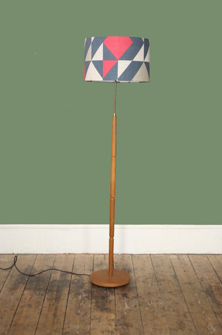 ON SALE //  Teak Lampstand  FL0105 - Forest London