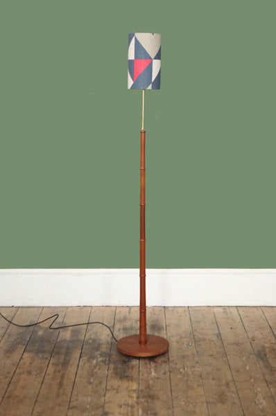 ON HOLD //Teak Lampstand  FL0110 - Forest London