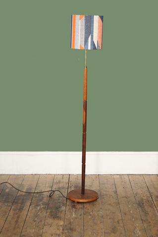 Rosewood Lampstand  FL0107 - Forest London