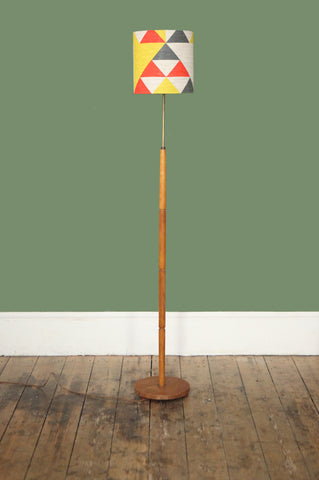 Teak Lampstand  FL0108 - Forest London