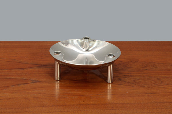 Stunning Saucer Candle Holder by Nagel