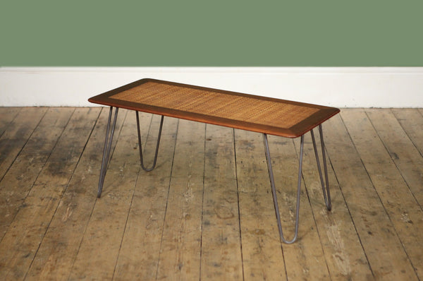 Rattan Coffee Table - Forest London