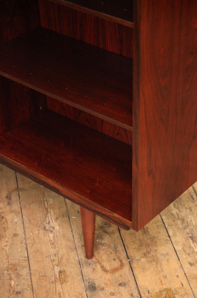 SOLD // Rosewood Bookcase - Forest London