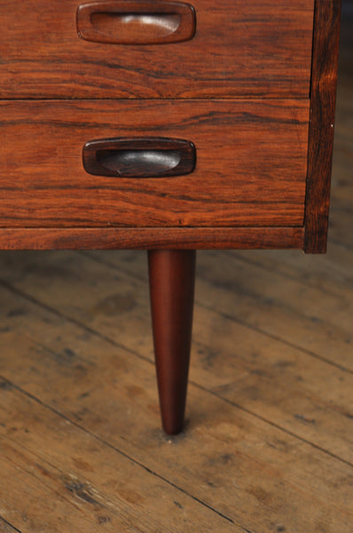 Small Rosewood Chest of Drawers