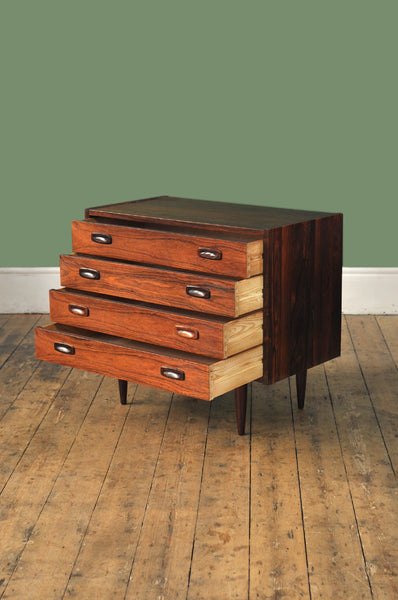 Small Rosewood Chest of Drawers - Forest London