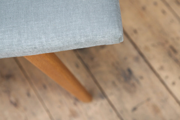 Dutch 1960s Footstool - Forest London