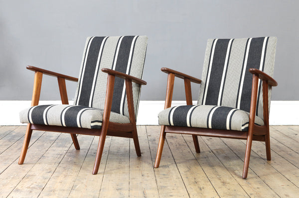 Set of Dutch Armchairs