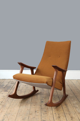 1960's Rocking Chair