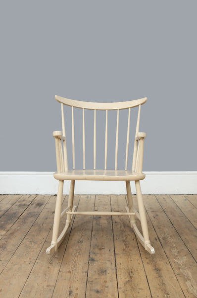 1960s Rocking Chair - Forest London