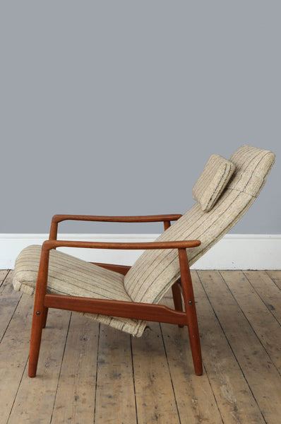 Alf Svensson High Back Armchair