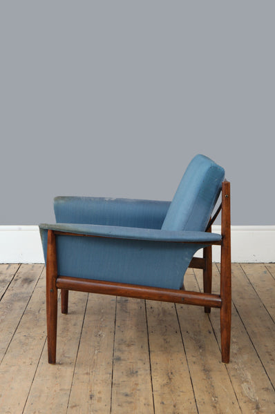 Iconic Armchair by Grete Jalk