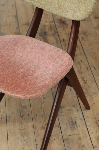 Teak Chair by Tijsseling for Webe