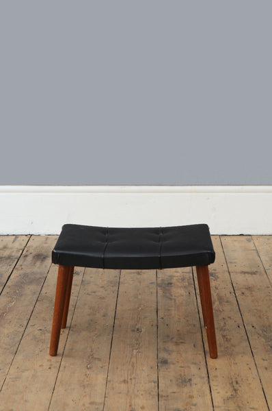 Danish 1960's Footstool