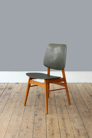 Beech Desk Chair
