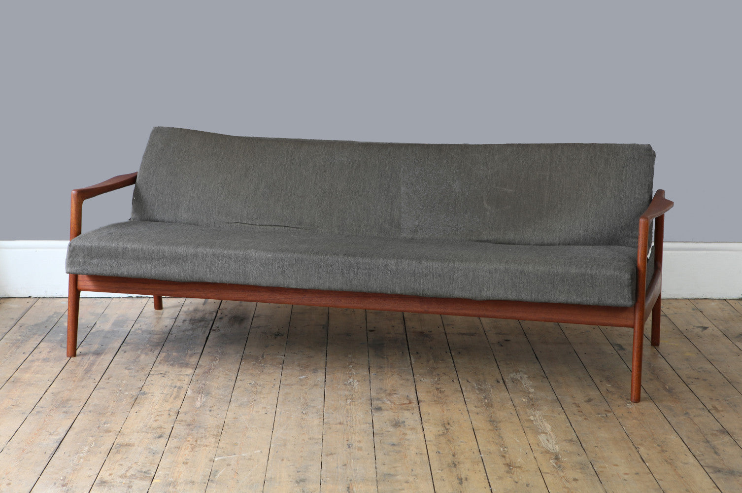 1960s Danish Sofa Bed   Forest London