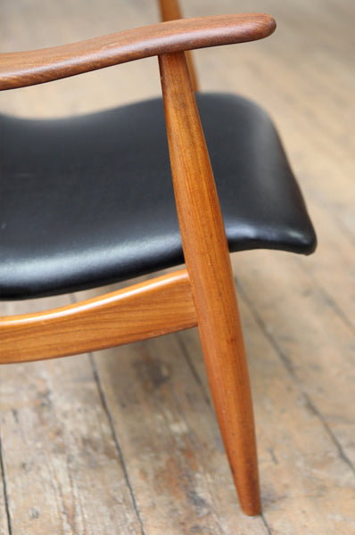 High Back Louis van Teeffelen Armchair