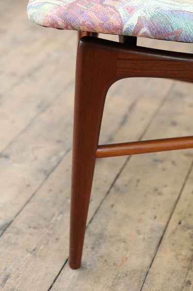 Set of Four Dining Chairs by Louis van Teeffelen - Forest London