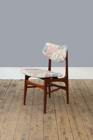 Set of Four Dining Chairs by Louis van Teeffelen