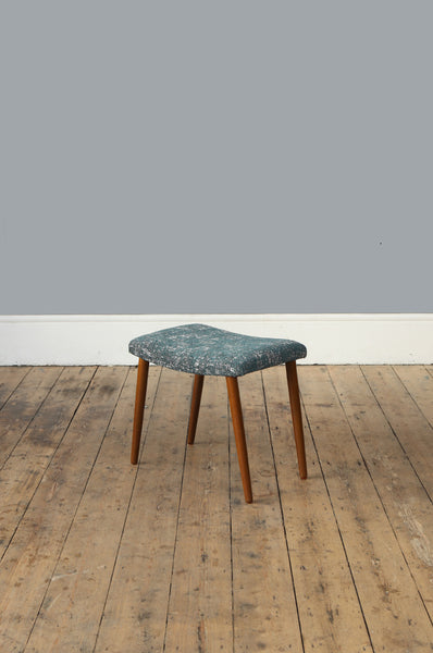 Curved Footstool - Forest London