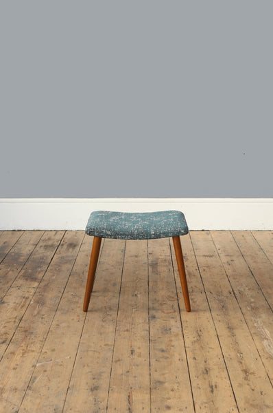 Curved Footstool