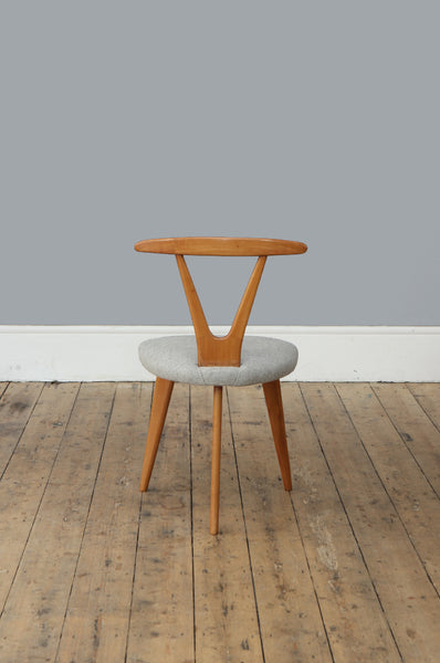 Three Legged Desk Chair