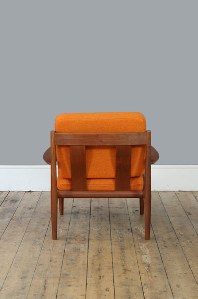 Model 118 Armchair by Grete Jalk