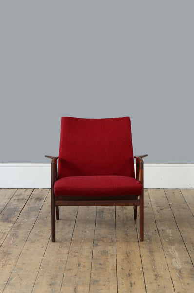 Ruster Armchair by Yngve Ekstrom for Pastoe - Forest London