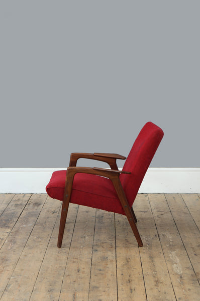 Ruster Armchair by Yngve Ekstrom for Pastoe