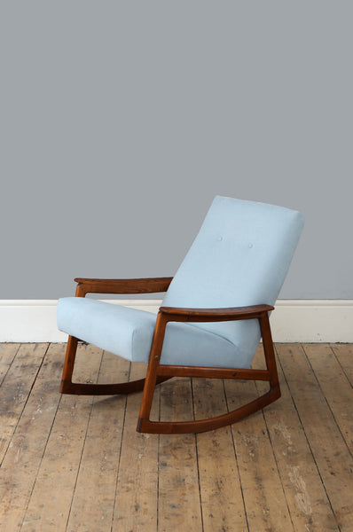 Danish Rocking Chair - Forest London