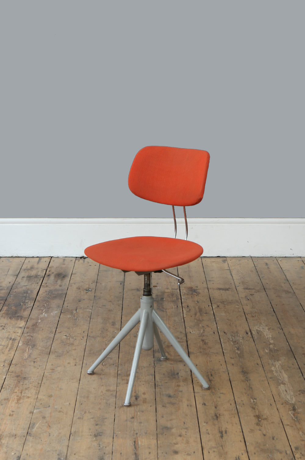 Swell Coral Corduroy Desk Chair Forest London Evergreenethics Interior Chair Design Evergreenethicsorg
