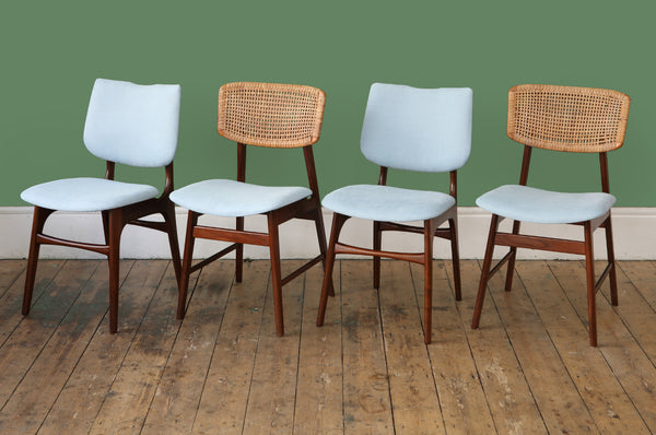 Pair of Dutch Dining Chairs