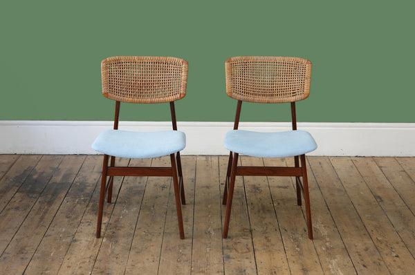 Pair of P.J. Muntendam Dining Chairs