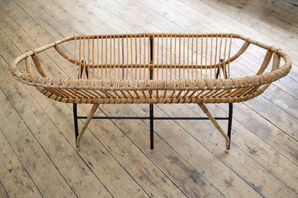 ON SALE // Rattan Two Seater Sofa - Forest London