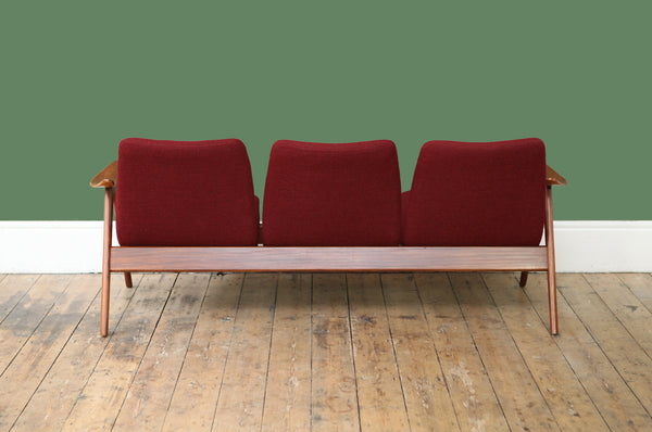 ON SALE // Rare Louis van Teeffelen Sofa