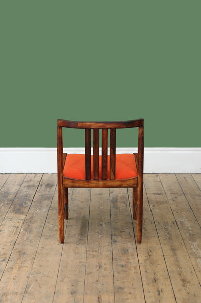 Exceptional Rosewood Dining Chairs