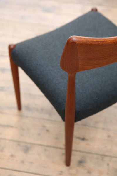 Danish Side Chair (Pair Available) - Forest London