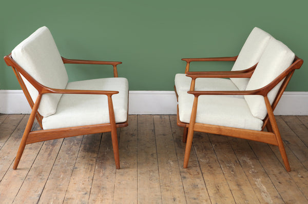 Two Seater Sofa by Kurt Ostervig - Forest London