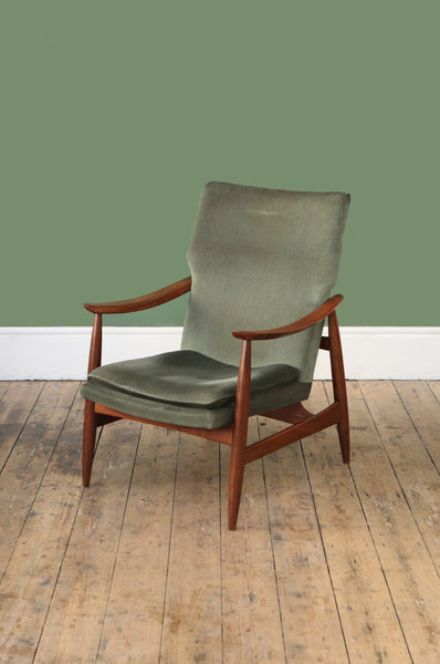 High Back Armchair (Two Available)