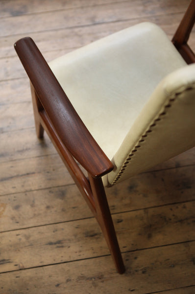 High Back Armchair by Louis van Teeffelen - Forest London