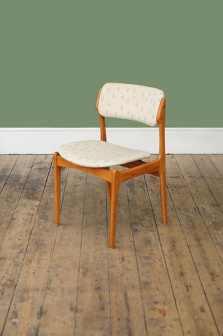 Set of 6 Model 50 Dining Chairs by Erik Buch
