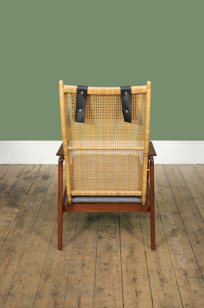 High Back Armchair by P.J. Muntendam