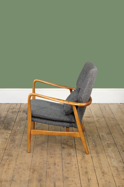 Low Back Armchair 1 by Madsen & Schubell